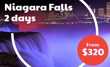 Niagara Falls and Outlet Tour