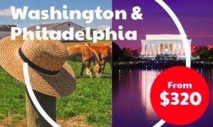 Washington and Philadelphia Tour