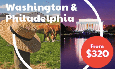 Washington and Philadelphia Tour