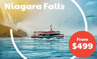 Niagara Falls Tour