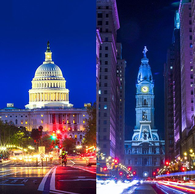 WASHINGTON-PHILADELPHIA