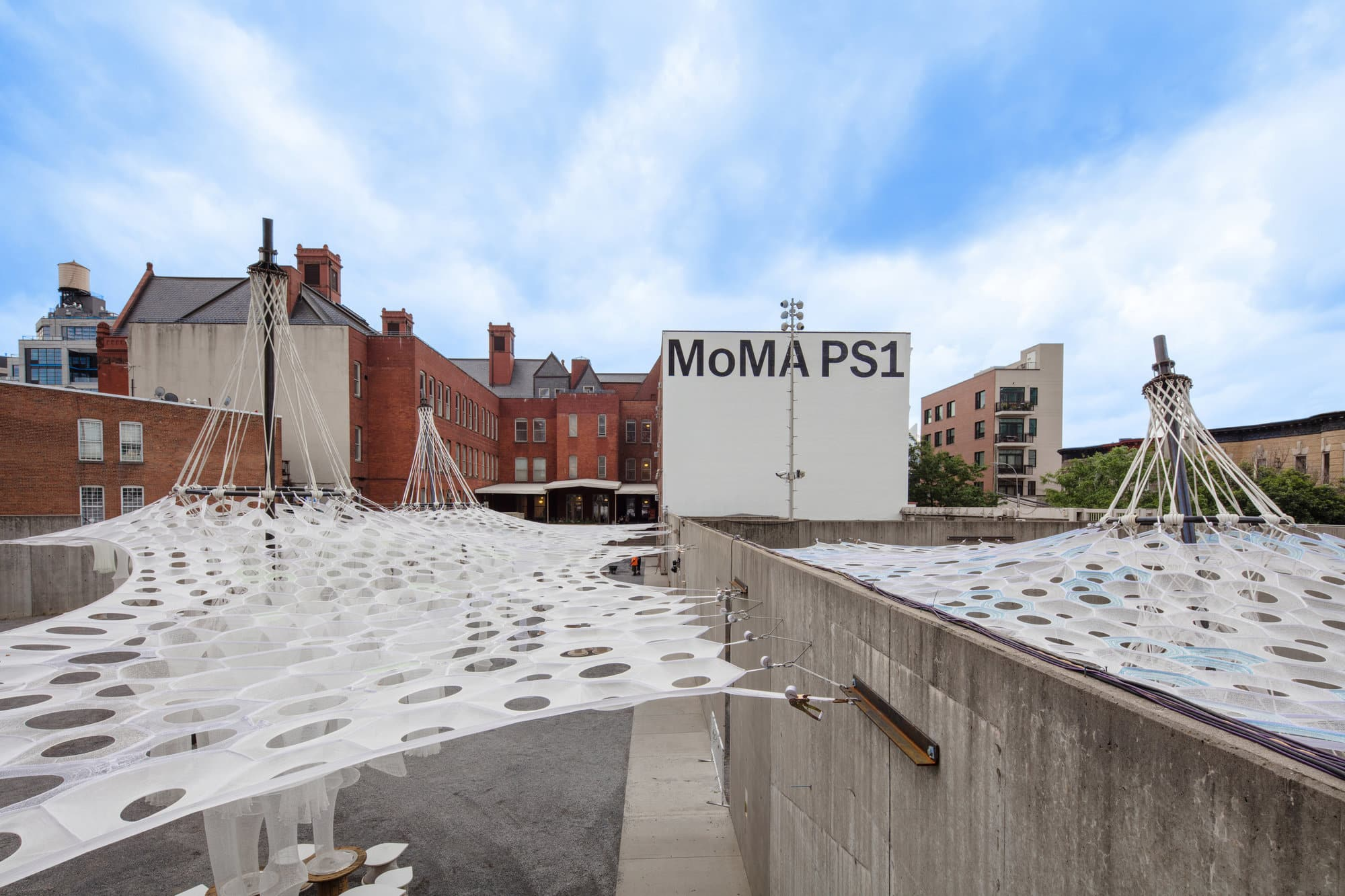 The MoMA PS1 Museum