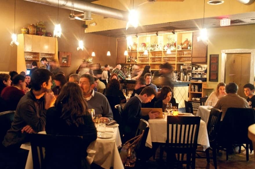 Bergamot Restaurant