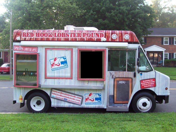 Red Hook Lobster Truck