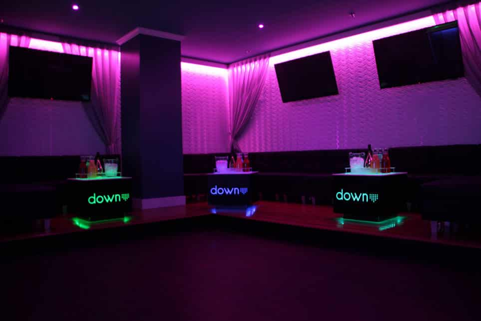 Down Night Club Philadelphia