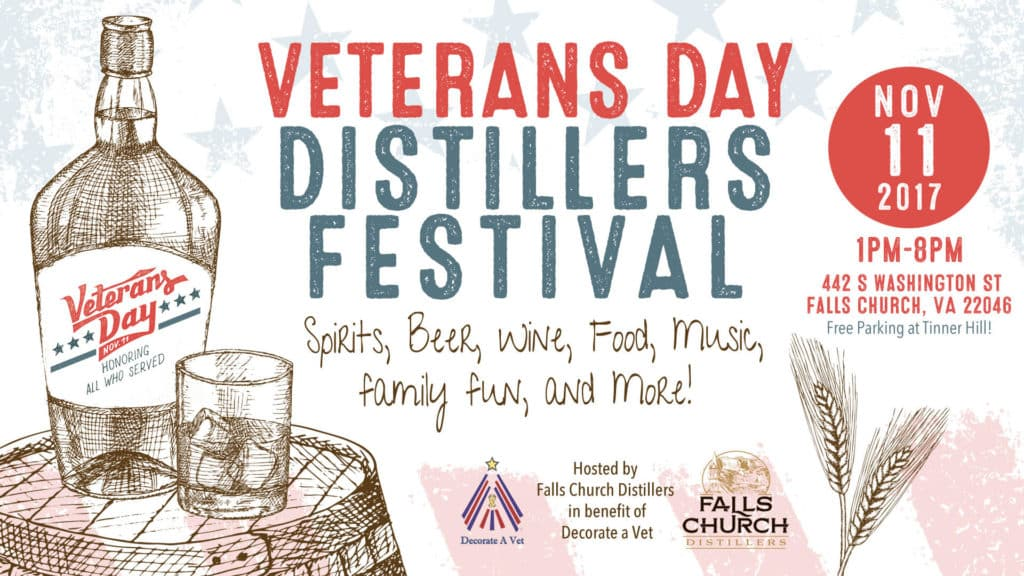 Veterans Day Distillers Festival