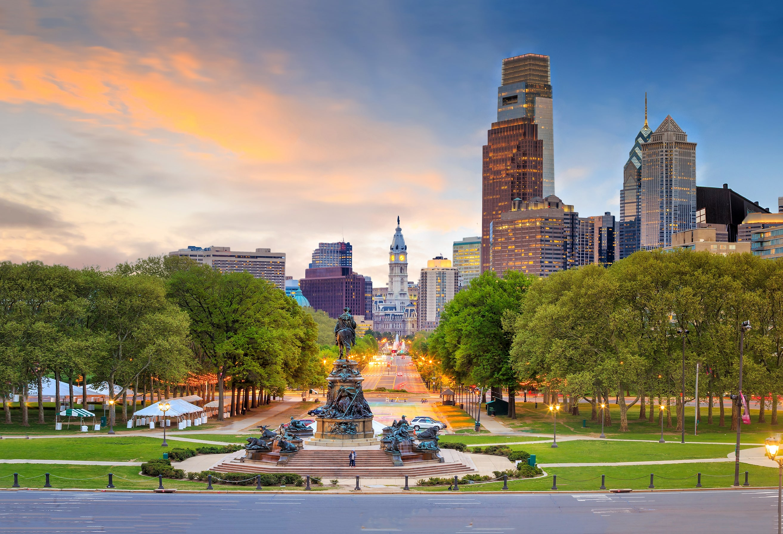 A giant city hall Philadelphia