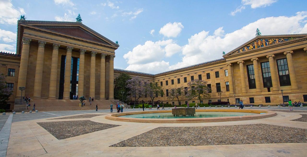 Philadelphia Museum of Art - www.uwishunu.com