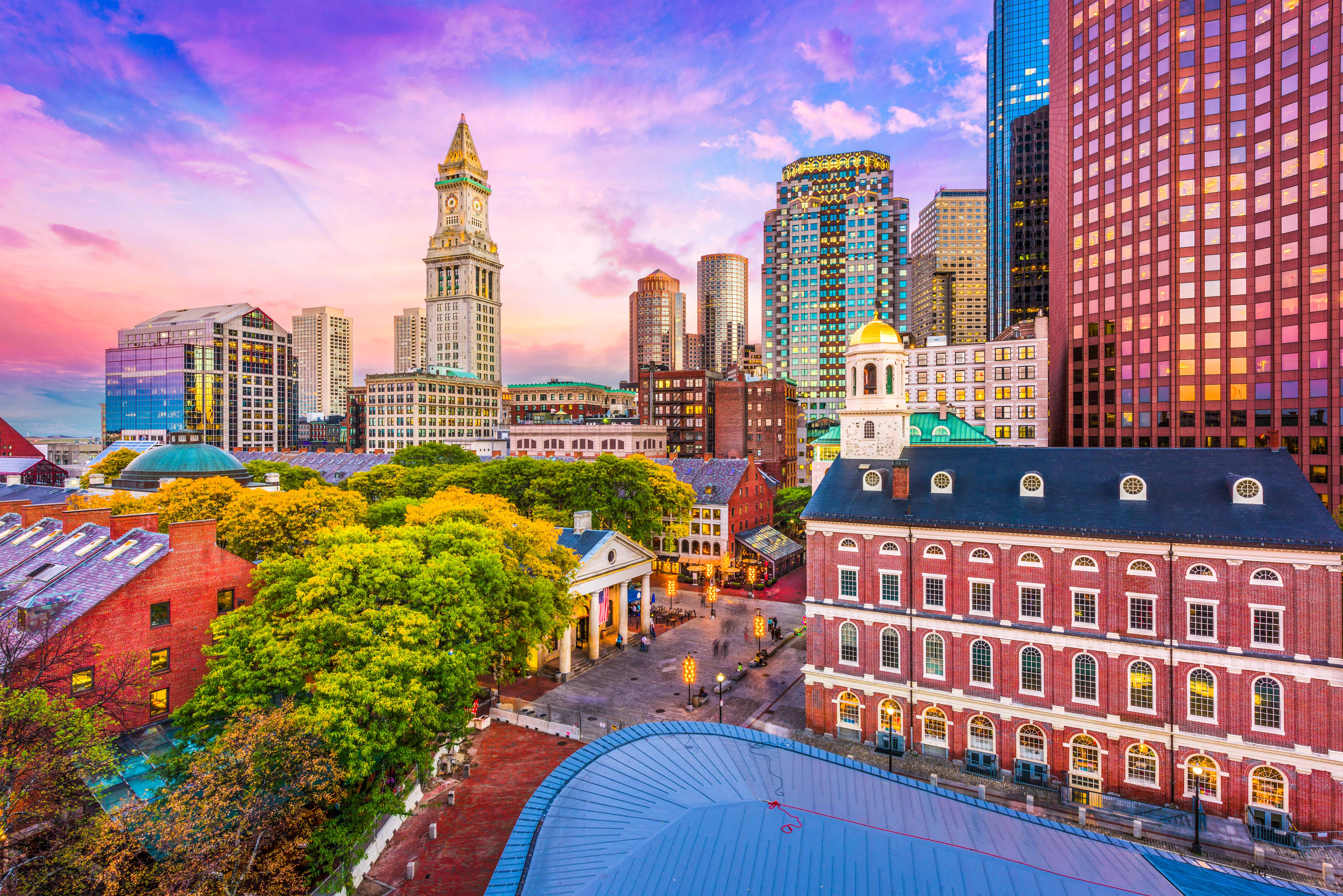 HOW TO SEE BOSTON IN JUST ONE DAY - TAKE NEW YORK TOURS