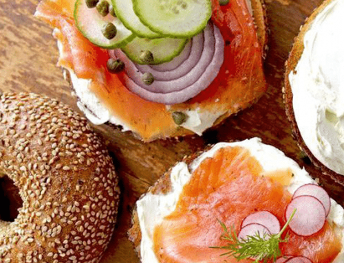 THE 8 MOST INCREDIBLE BAGELS STORES IN NYC