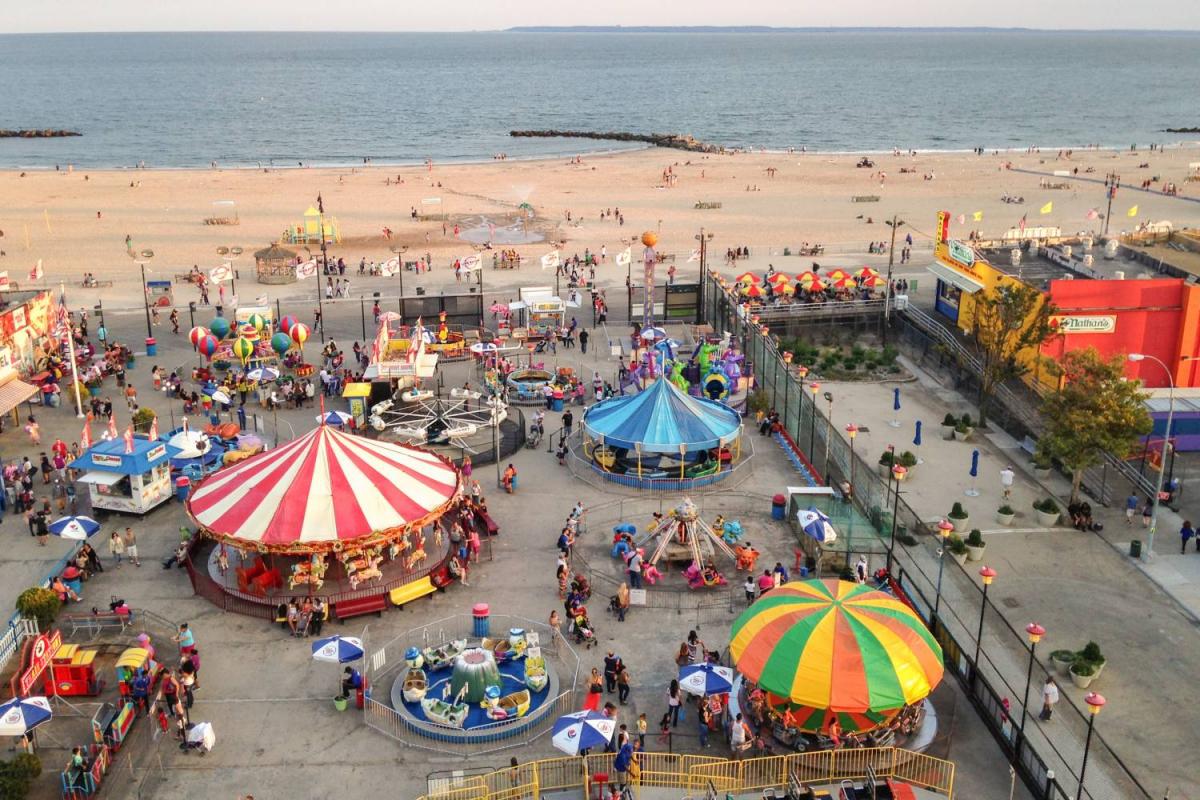 Coney Island Take New York Tours