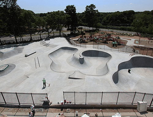 THE BEST SKATEPARKS IN NEW YORK CITY