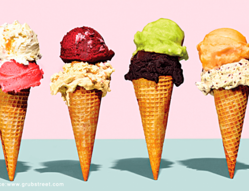 THE BEST NYC'S ICE-CREAM PARLORS