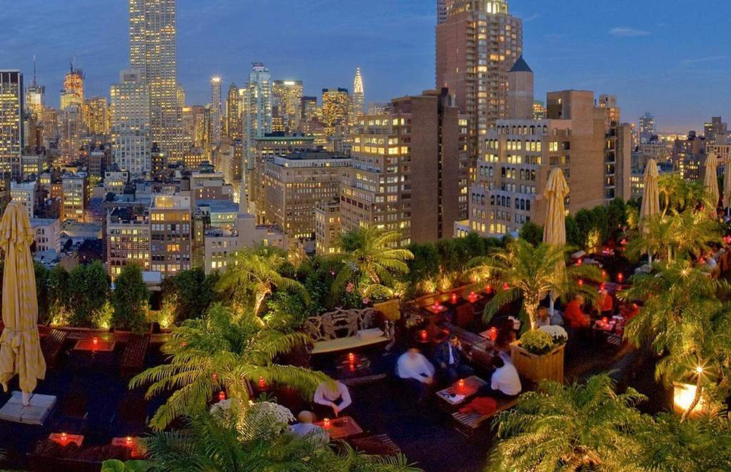 The Best Rooftops Bars In New York Take New York Tours