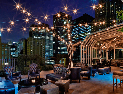 THE BEST ROOFTOPS BAR IN NEW YORK