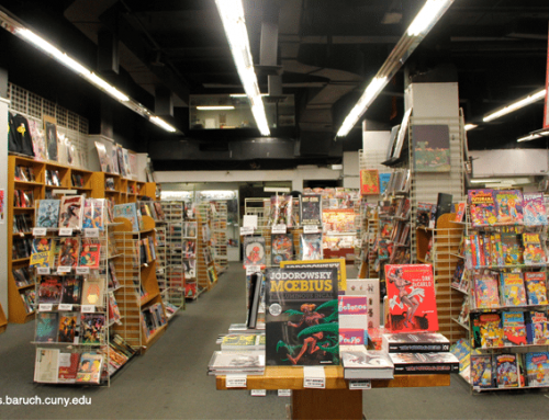THE BEST COMIC SHOPS IN NEW YORK CITY