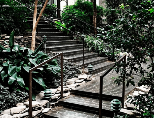 HIDDEN PLACES OF NEW YORK CITY