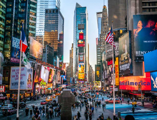 10 PLANS THAT YOU SHOULD DO IN TIMES SQUARE