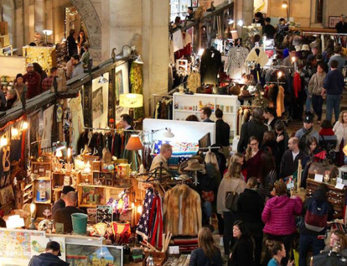 THE BEST FLEA MARKETS OF NEW YORK CITY