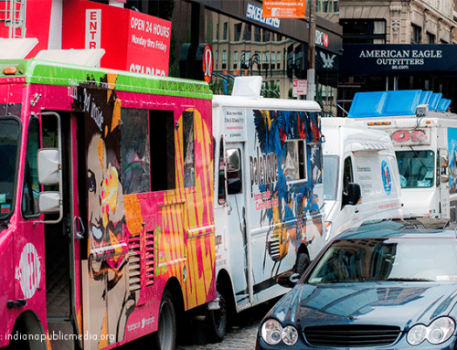 COOLEST FOOD TRUCKS IN NEW YORK CITY