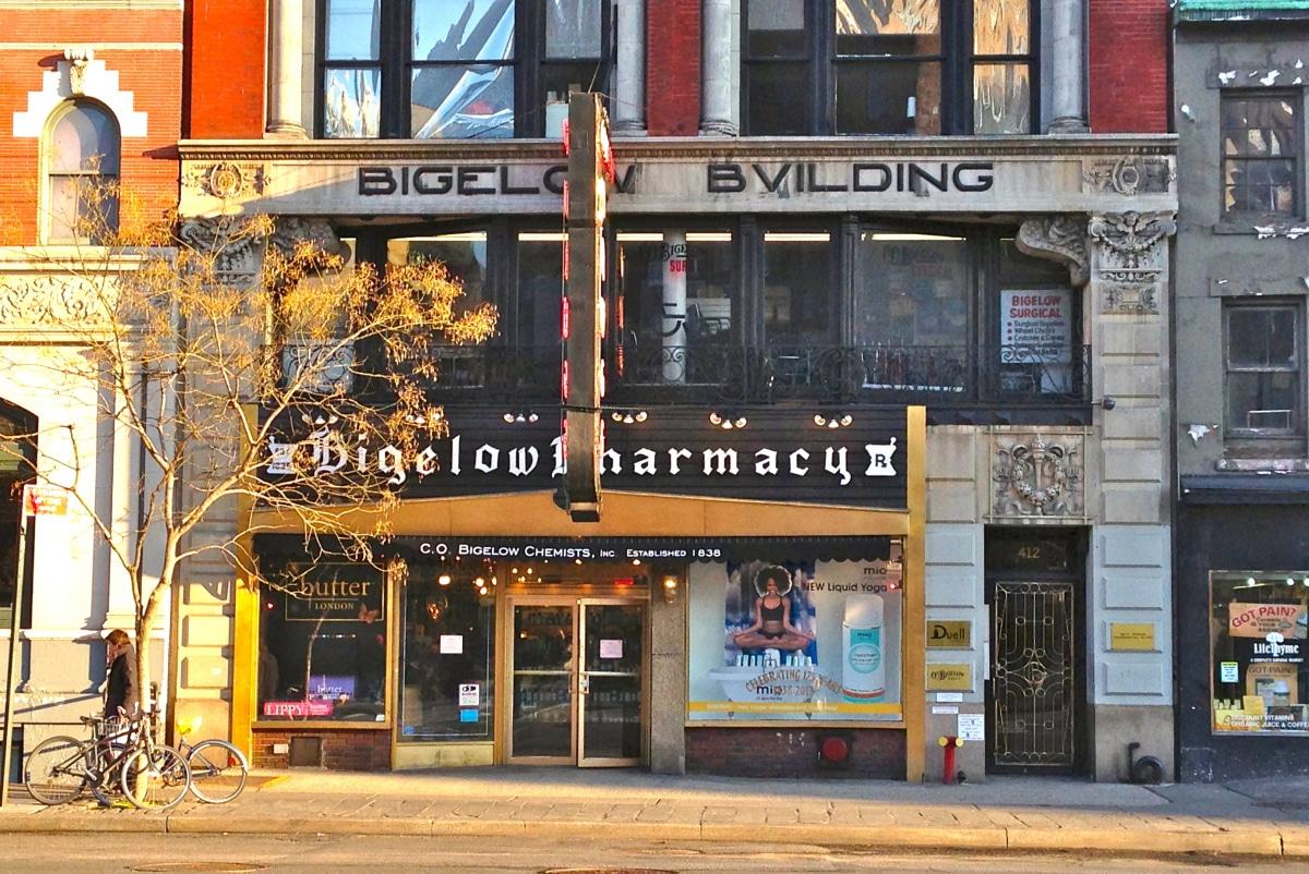 C.O. Bigelow New York