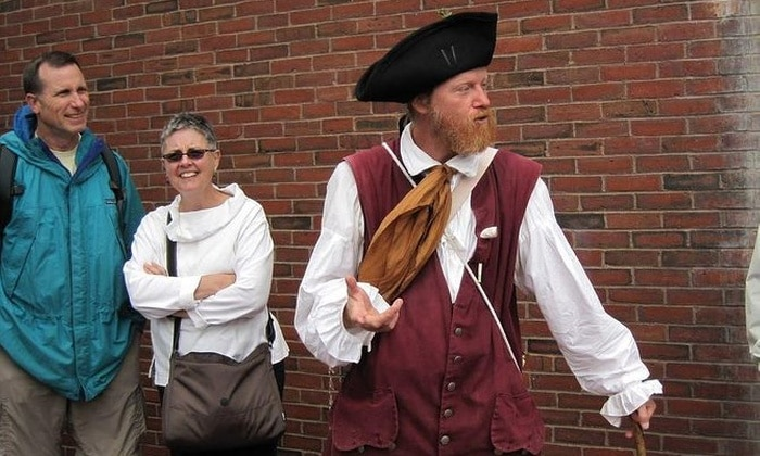 Tour Freedom Trail