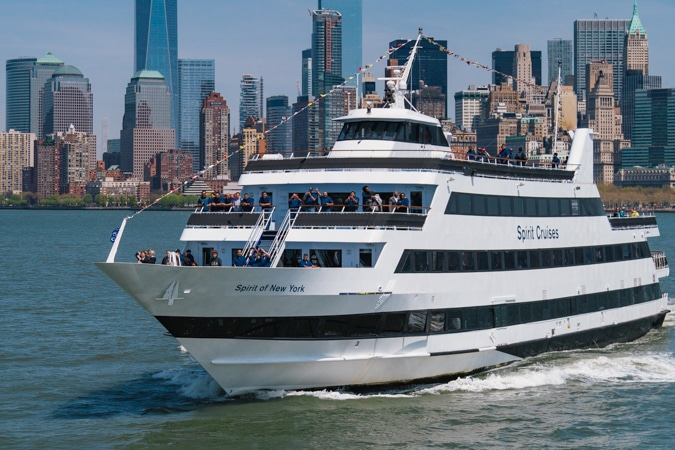 A boat trips