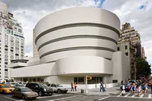 The Guggenheim Museums