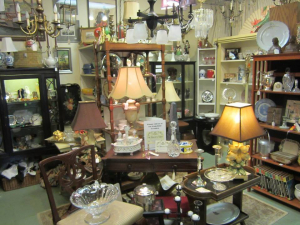 Cambridge Antique Market
