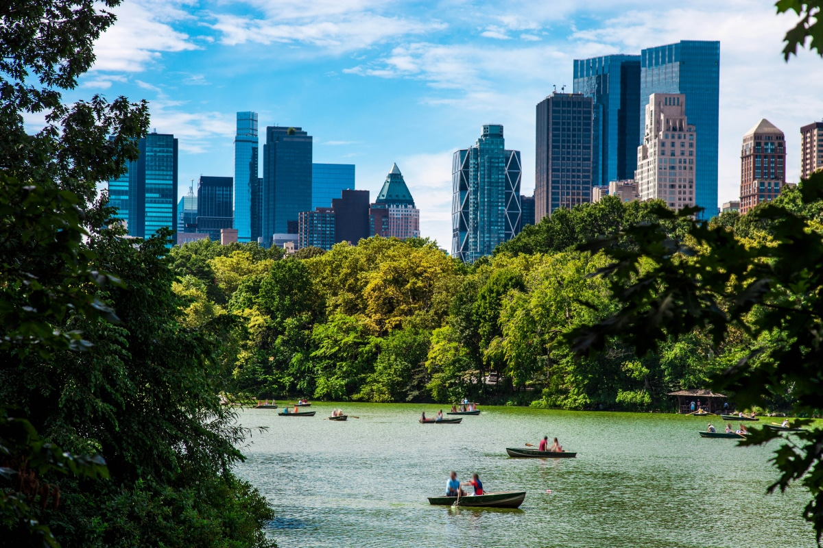 MANHATTAN´S BEST PARKS