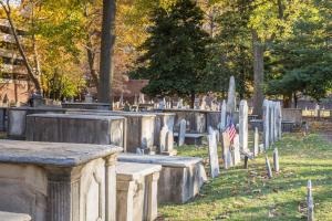 Christ Church Cemetery Philadelphia