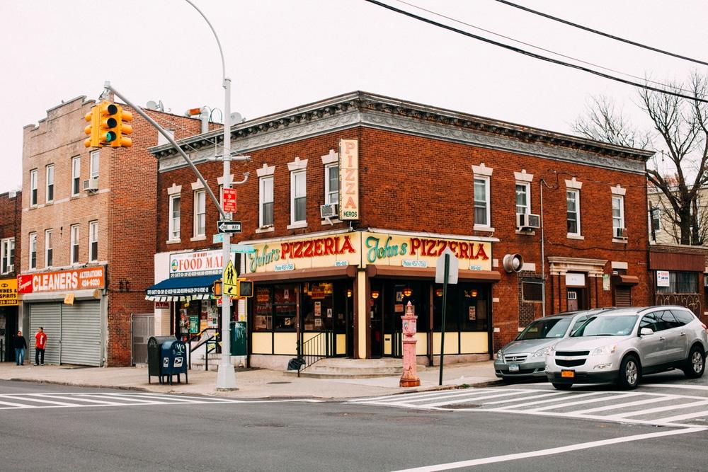 John's Pizzeria Elmhurst