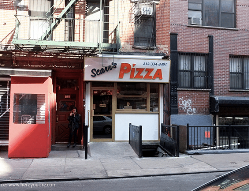 OLDEST PIZZERIAS OF NEW YORK CITY