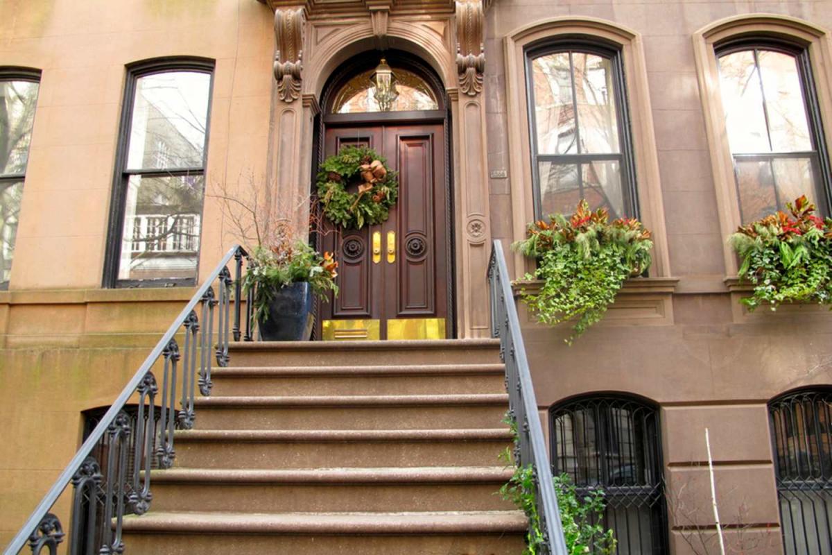 Carrie Bradshaw's Apartmen