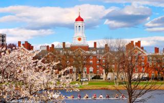 Visit to Harvard University