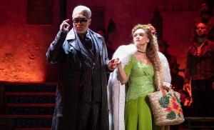 Hadestown on Broadway