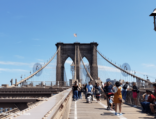 NEW YORK'S MOST FAMOUS BRIDGES