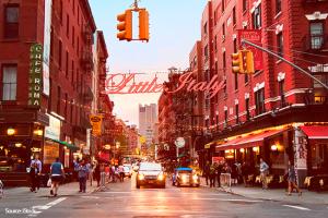 September in New York