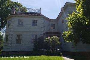 Haunted buildings in new york