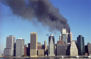 Twin Towers on September 11