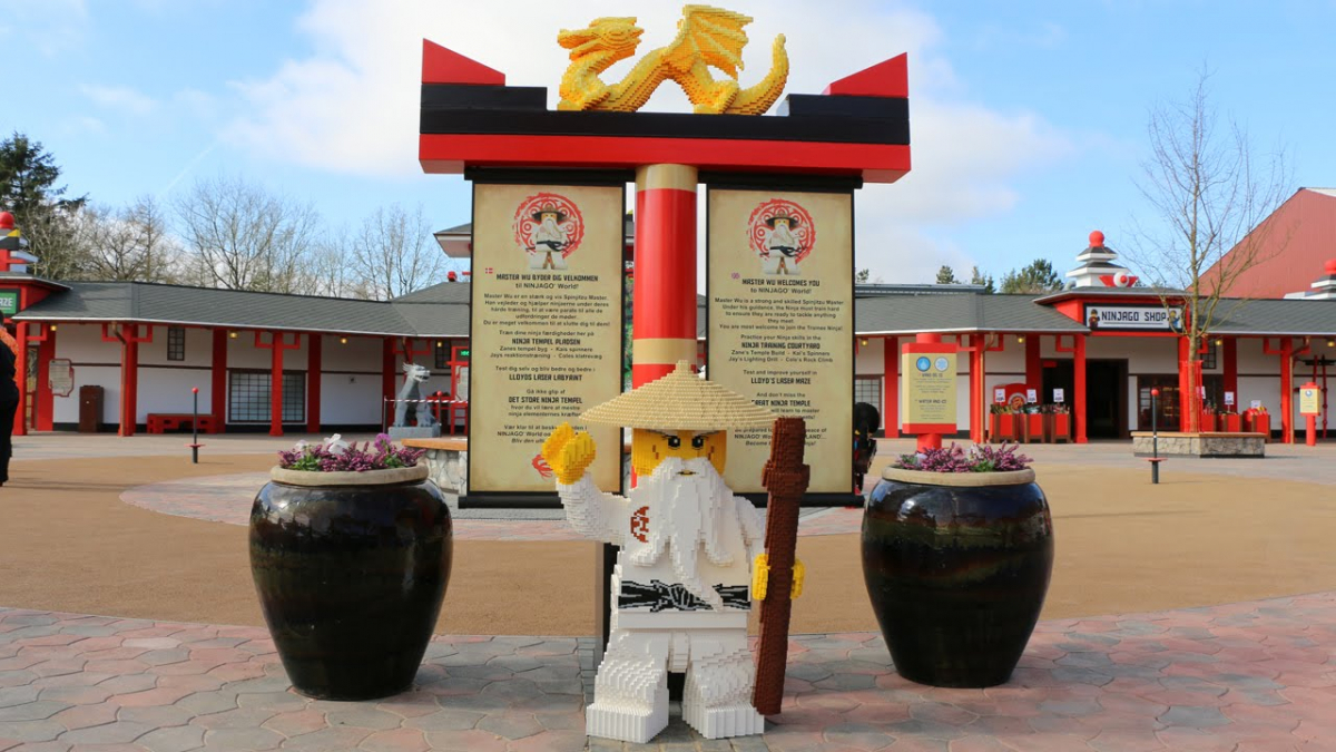 Legoland Ninjago World