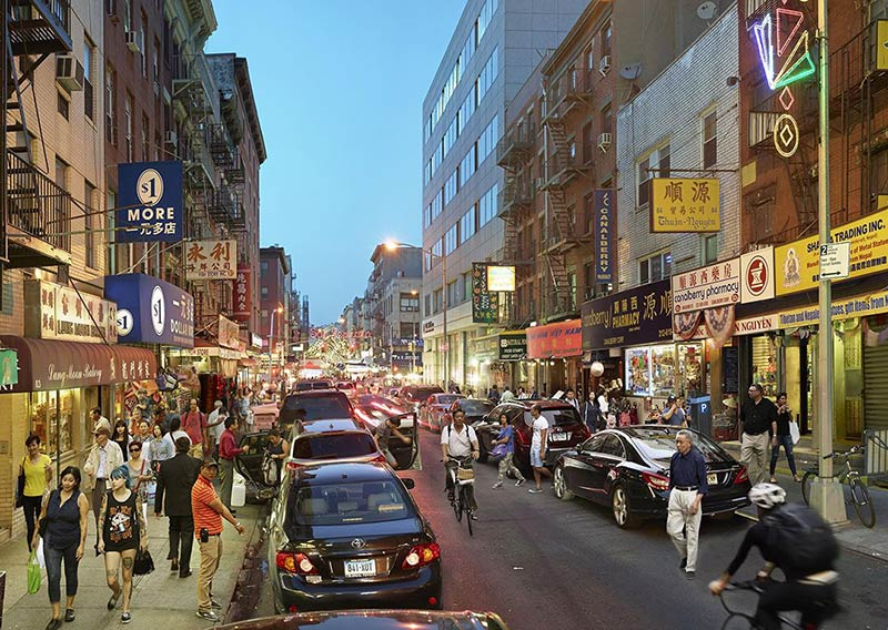 Mulberry Street- New York