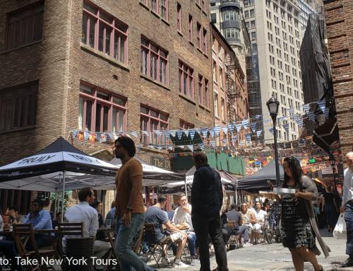 STONE STREET: A BEAUTIFUL NEW YORK STREET