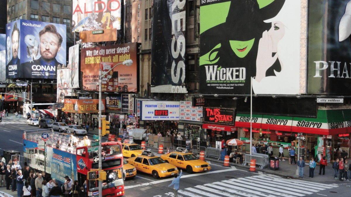 The Theater District