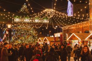 Christmas markets Toronto