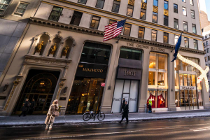 Fifth Avenue of New York