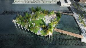 Little Island New York