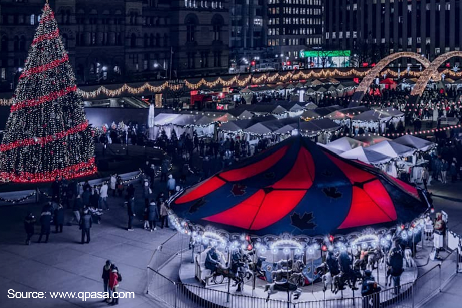 What to do in Toronto for Christmas