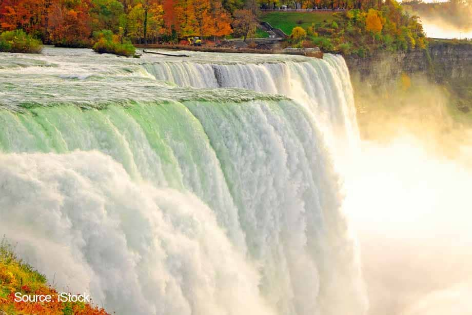 Tour 2 days Niagara Falls